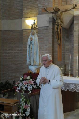 vatican,pape françois,coeur immaculé de marie