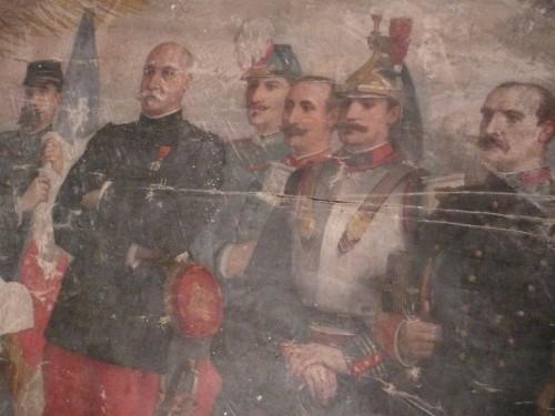 lorraine,nancy,peintre,xavier alphonse monchablon,jean françois michel,société d'histoire de nancy