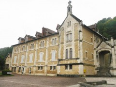 lorraine,vosges,domremy,maison des chapelains,basilique,bois chenu,fondation du patrimoine