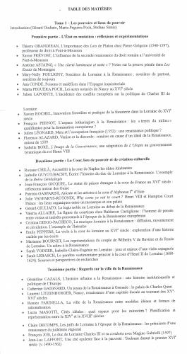 lorraine,europe,italie,espagne,renaissance,nancy,université de lorraine