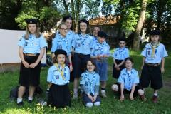 lorraine,europa scouts,nancy,scoutisme,iiie nancy,mandres sur vair
