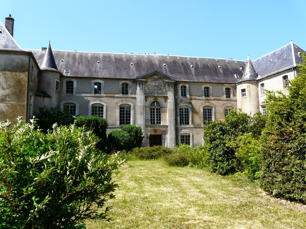 chateau histoire patrimoine bleurvillois