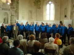lorraine,vosges,bleurville,choeur d'hommes de nancy,abbaye saint maur