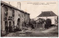 vosges,gemmelaincourt,château,franck hommage,bassompierre,hennezel