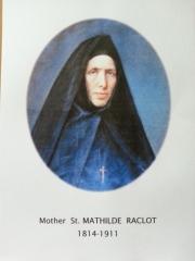 vosges,mère mathilde raclot,suriauville,japon,religieuse,missionnaire,église catholique