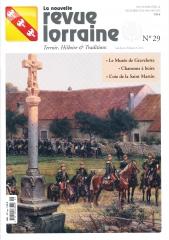 la nouvelle revue lorraine,jean marie cuny,Lorraine