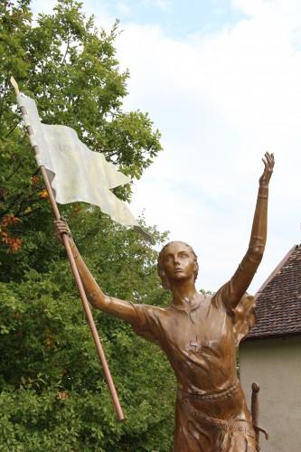 ND Bermont_bénédiction statue jeanne d'arc_29.09.13 052.jpg