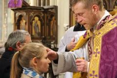 mercredi des cendres,carême,église,catholique,messe,bénédiction