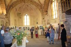lorraine,vosges,bleurville,abbaye saint maur,lina blanc,paul pierrat